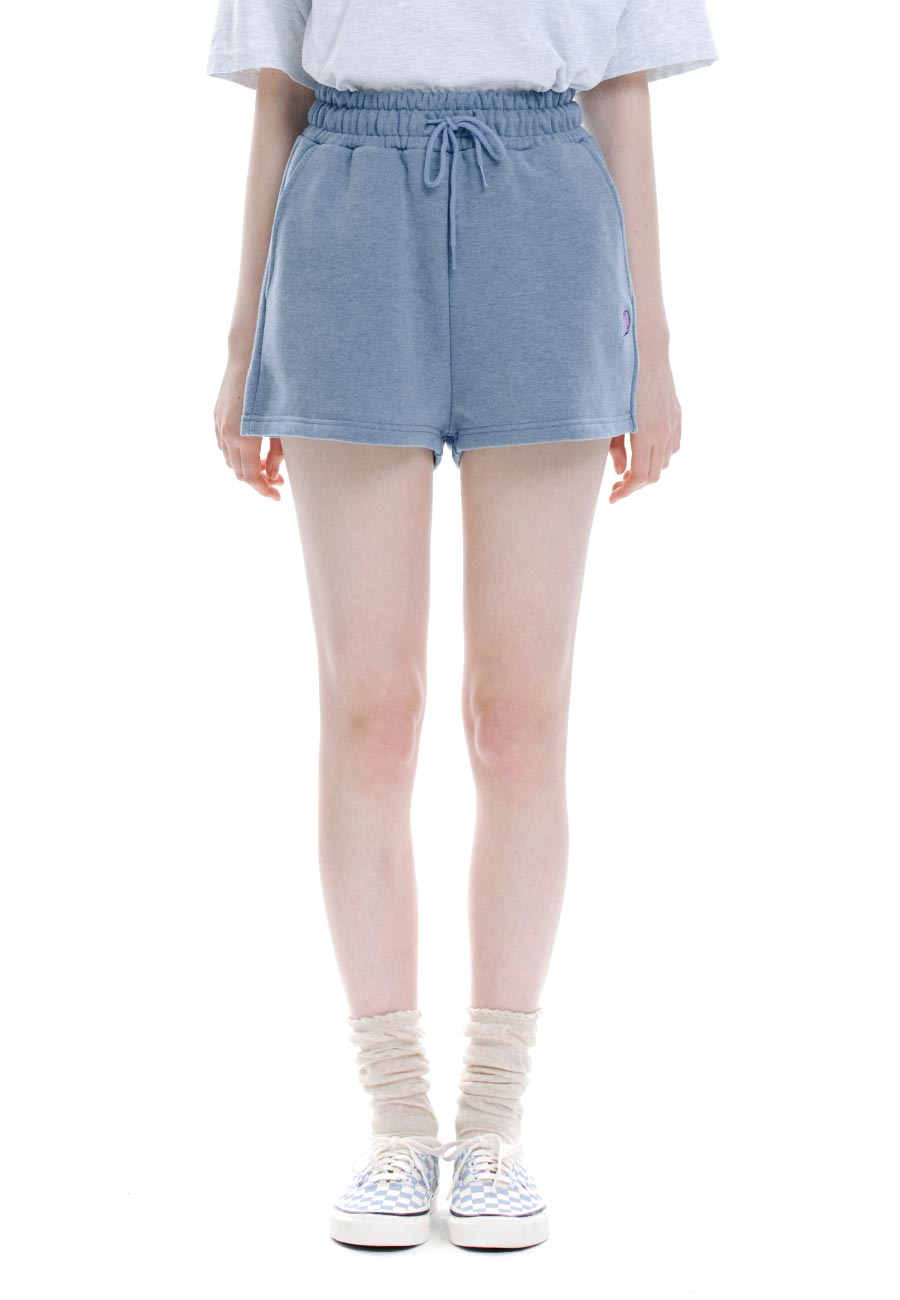 CC SWEAT SHORTS[BLUE]